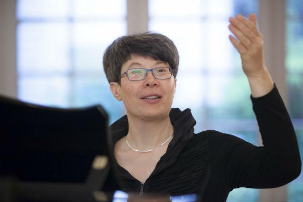 Evelyn Hartmann Chorleitung